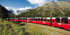 All aboard for the Bernina Express