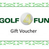 Golf4Fun Gift Vouchers
